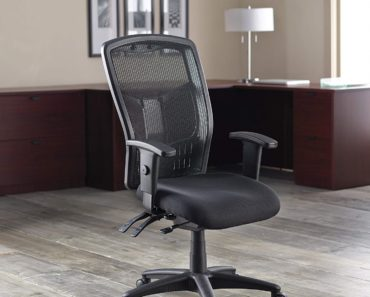 Lorell Executive High Back Chair Review