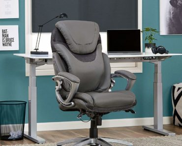 Serta Works Executive Office Chair Review