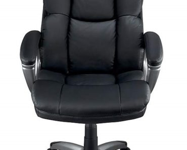 Staples Burlston Luxura Managers Chair Review