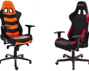 Dxracer vs Maxnomic Gaming Chairs