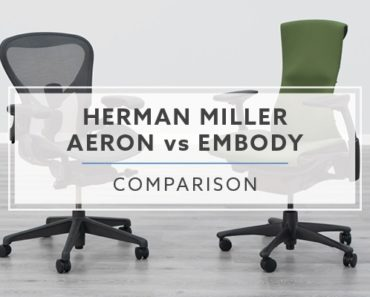 Herman Miller Embody Vs Aeron