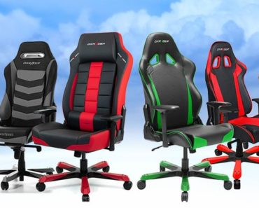 best dxracer gaming chair