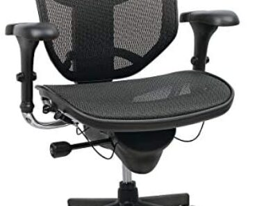 WorkPro Quantum 9000 Series Ergonomic Chair