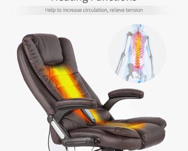 heated office chair