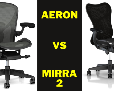 Herman Miller Aeron Vs Mirra 2