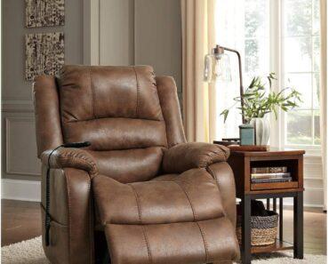 Ashley Furniture Yandel Power Lift Recliner Review