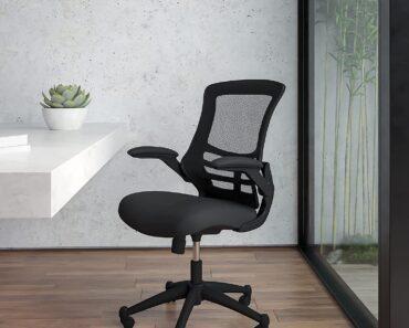Flash Furniture Mid-Back Swivel Ergonomic Office Chair