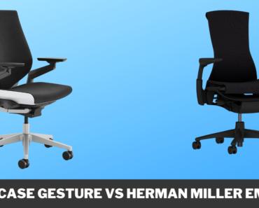 Steelcase Gesture Vs Herman Miller Embody