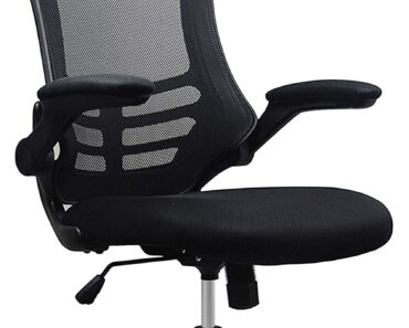 Techni Mobili Executive High Back Office Chair with Headrest