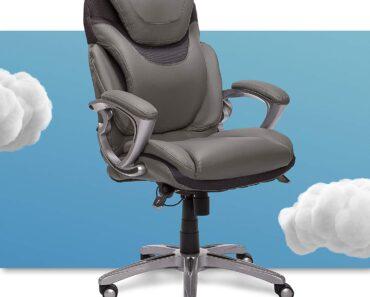 serta air lumbar manager chair