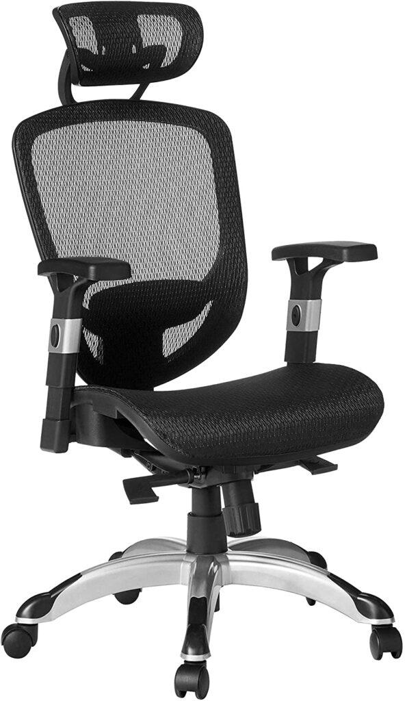 staples hyken mesh task chair
